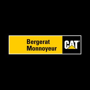 Kołowe koparki do prac przeładunkowych - Bergerat Monnoyeur